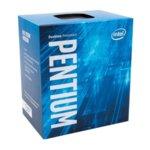 Intel Pentium G4560 двуядрен (3.5GHz, 3MB Cache, 350MHz-1.05GHz GPU, LGA1151) BOX image