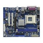 Дънна платка ASRock K7S41GX2, SiS741GX, SocketA (socket 462), DDR400, VGA&AGP 8x, SB5.1, Lan, mATX image