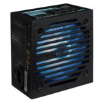 Захранване AeroCool VX PLUS RGB, 700W, Active PFC, 120mm вентилатор image