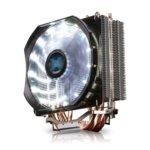 Охлаждане за процесор Zalman CNPS9X Optima, съвместим с Intel LGA 1156, 1155, 1151, 1150, и AMD AM4, FM2+, FM2, AM3+, AM3, AM2+, AM2 image