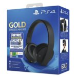 Слушалки Sony Wireless Stereo 2.0 Fortnite Neo Bundle, безжични, за PS4/PS3/PSVita, черни image