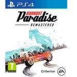 Burnout Paradise Remastered, за PS4 image