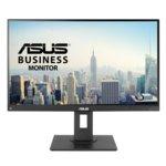 """Монитор Asus BE27AQLB, 27"""" (68.58 cm) WLED IPS Frameless панел (100% sRGB), WQHD, 5ms, 100000000:1, 350 cd/m2, HDMI, DisplayPort, mDP, DVI image"""