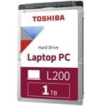 """Твърд диск 1TB Toshiba L200, SATA 6Gb/s, 5400 rpm, 128MB, 2.5"""" (6.35cm), bulk image"""