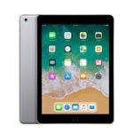 "Таблет Apple iPad 6 (MR722HC/A)(сив), LTE, 9.7"" (24.638 cm) Retina дисплей, четириядрен A10 Fusion 2.34 GHz, 2GB RAM, 128GB Flash памет, 8.0 & 1.2 Mpix камера, iOS, 478g image"