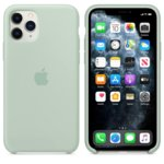 Apple Silicone case iPhone 11 Pro green MXM72ZM/A