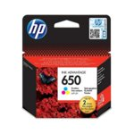 ГЛАВА HEWLETT PACKARD Deskjet ink advantage 2515/3515 - Color - (650) - P№ CZ102AE - заб.: 200p image
