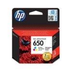 ГЛАВА HEWLETT PACKARD Deskjet ink advantage 2515/3515 - Color - (650) - P№ CZ102AE - заб.: 200p image