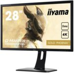 "Монитор IIYAMA GB2888UHSU-B1, 28""(71.12 cm) TN панел, UHD, 1ms, 12000000:1, 300 cd/m2, DP, VGA image"