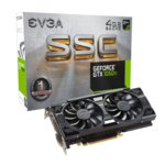 Видеокарта nVidia GeForce GTX 1050 Ti, 4GB, EVGA GeForce GTX 1050 Ti SSC GAMING, PCI-E 3.0, GDDR5, 128 bit, HDMI, DVI, DisplayPort image