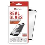 Протектор от закалено стъкло /Tempered Glass/ Real Glass 10H Protector 3D, за Huawei Mate 20 Lite с черна рамка image