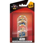 Фигура Disney Infinity 3.0: Power Disk Pack: Star Wars - Rise Against the Empire, за PS3/PS4, Wii U, XBOX 360/XBOX ONE, PC image