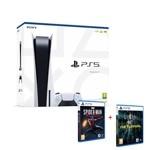 PlayStation 5 825GB + Returnal + Morales