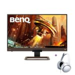 BenQ EX2780Q + MDR-XD150