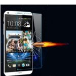 Протектор от закалено стъкло /Tempered Glass/ за HTC Desire 620G Dual Sim, прозрачно image