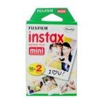 Фотохартия Fujifilm Instant Color Film, за Fujifilm Instax Mini, 20 листа image