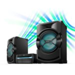 Аудио система Sony SHAKE-X30D. 2.0, парти светлини, HDMI, USB, Bluetooth, NFC, AUX, CD, DVD, черна image