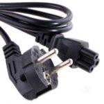 Захранващ кабел за лаптоп, 3pin, 1.5m image