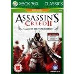 Assassins Creed II: GOTY - Classics, за XBOX360 image