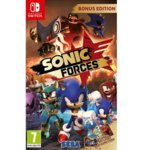 Sonic Forces Bonus Edition, за Switch image