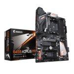 Дънна платка Gigabyte B450 AORUS PRO(rev. 1.0), AMD B450, AM4, DDR4, PCI-E(HDMI)(CF), 6x SATA 6Gb/s, 2x M.2 sockets, 1x USB 3.1 Type C, 4x USB 3.1 Gen1, ATX, RGB Fusion подсветка image