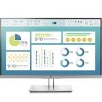 """Монитор HP EliteDisplay E273(1FH50AA), 27""""(68.58 cm) IPS панел, Full HD, 5ms, 5000000:1, 250 cd/m², HDMI, DisplayPort, VGA, USB image"""