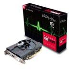 Видео карта AMD Radeon RX550, 4GB, Sapphire Pulse, GDDR5, 128 bit, DisplayPort, HDMI, DVI-D image