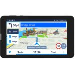 "GeoVision Tour 3 Sygic, навигация за автомобил, 7"" (17.8cm), 8GB вградена памет, SD/SDHC слот, microUSB, карта на България image"