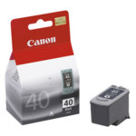 ГЛАВА CANON PIXMA iP 1200/1600/2200/ MP 150/170/450 - Black ink cartridge - PG-40 - заб.: 16ml. image