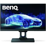 """Монитор BenQ PD2500Q (9H.LG8LA.TSE), 25"""" (63.50 cm) IPS панел, QHD, 4ms, 1000:1, 350 cd/m2, HDMI, DisplayPort image"""