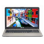 "Лаптоп Asus X541NA-GO020, двуядрен Apollo Lake Intel Celeron N3350 1.1/2.4GHz, 15.6"" (39.62 cm) HD LED дисплей(HDMI), 4GB DDR3L RAM, 1TB HDD, 1x USB Type C Gen1, 1x USB 3.0, Endless Linux, 2kg image"
