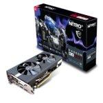 Видео карта AMD Radeon RX 580, 8GB, Sapphire NITRO+ Radeon RX 580 4GD5, PCI-E 3.0, GDDR5, 256 bit, 2x Display Port, 1x HDMI, 1x DVI image