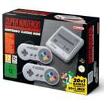 Мини конзола Nintendo SNES Classic Edition, сива image