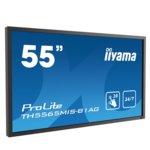 "Публичен дисплей Iiyama Prolite TH5565MIS-B1AG, 54.6""(138.6 cm) IPS тъч панел, 12 ms, 400 cd/㎡, HDMI, DVI, VGA image"