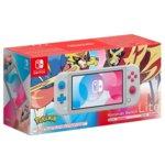 Портативна конзола Nintendo Switch Lite - Zacian and Zamazenta Edition, 32GB, сива image