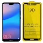 Стъклен 3D протектор Huawei P20 lite 9D 2897897897