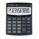 Калкулатор Citizen SDC-810, oсновни математически действия, черен image