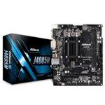 Дънна платка ASRock J4005M, DDR4, PCI-E (HDMI&DVI&VGA), 2x SATA 6.0 Gb/s, 1x M.2 Socket, 2x USB 3.1 (Gen1), Micro ATX image