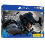 Конзола Sony PlayStation 4 Slim 1TB + Call of Duty Modern Warfare, черна image