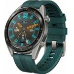 "Смарт часовник Huawei Watch GT FTN-B19S с подарък кайшка Huawei Fluoroelastomer Strap (оранжева), 1.39"" (3.53cm) AMOLED дисплей, Bluetooth, водоустойчив 5 ATM, индиго image"