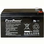 Акумулаторна батерия First Power FP1270T1, 12V, 7 Ah, GEL image