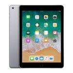 "Таблет Apple iPad 6 (MR7J2HC/A)(сив), 9.7"" (24.638 cm) Retina дисплей, четириядрен A10 Fusion 2.34 GHz, 2GB RAM, 128GB Flash памет, 8.0 & 1.2 Mpix камера, iOS, 469g image"