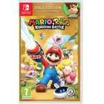 Mario + Rabbids: Kingdom Battle - Gold Edition, за Nintendo Switch image