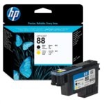 ГЛАВА HP Officejet Pro Series K550 - Black + Yellow Head - P№ C9381A image