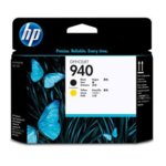 ГЛАВА HP Officejet Pro 8000/8500 - Black And Yellow Printhead  - P№ C4900A - /940/ image