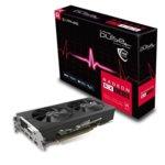 Видео карта Radeon RX 580, 8GB, Sapphire PULSE RX 580, PCI-E 3.0, GDDR5, 256-bit, Display Port, HDMI, DVI image
