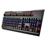 Клавиатура Cougar Gaming ULTIMUS, гейминг, Backlight Multi color effects, черна, USB image