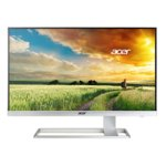 "Монитор 27"" (68.58 cm) Acer S277HKwmidpp, IPS панел, 4K UltraHD, 4ms, 300 cd/m2, 100 000 000:1, DisplayPort, HDMI, DVI image"