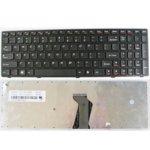 Клавиатура за Lenovo Ideapad Z570 V570 B570 B590 B575 V570C, US, черна image