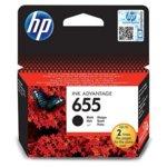 ГЛАВА HP Deskjet ink advantage 3525/4615/4625/5522/6525 - Black - (655) - P№ CZ109AE - заб.: 550p image